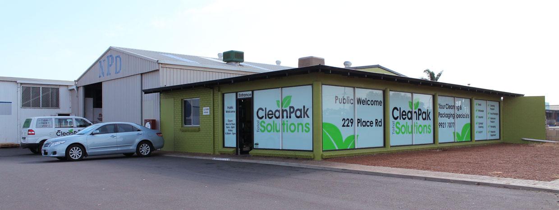 Cleanpack Geraldton Shopfront